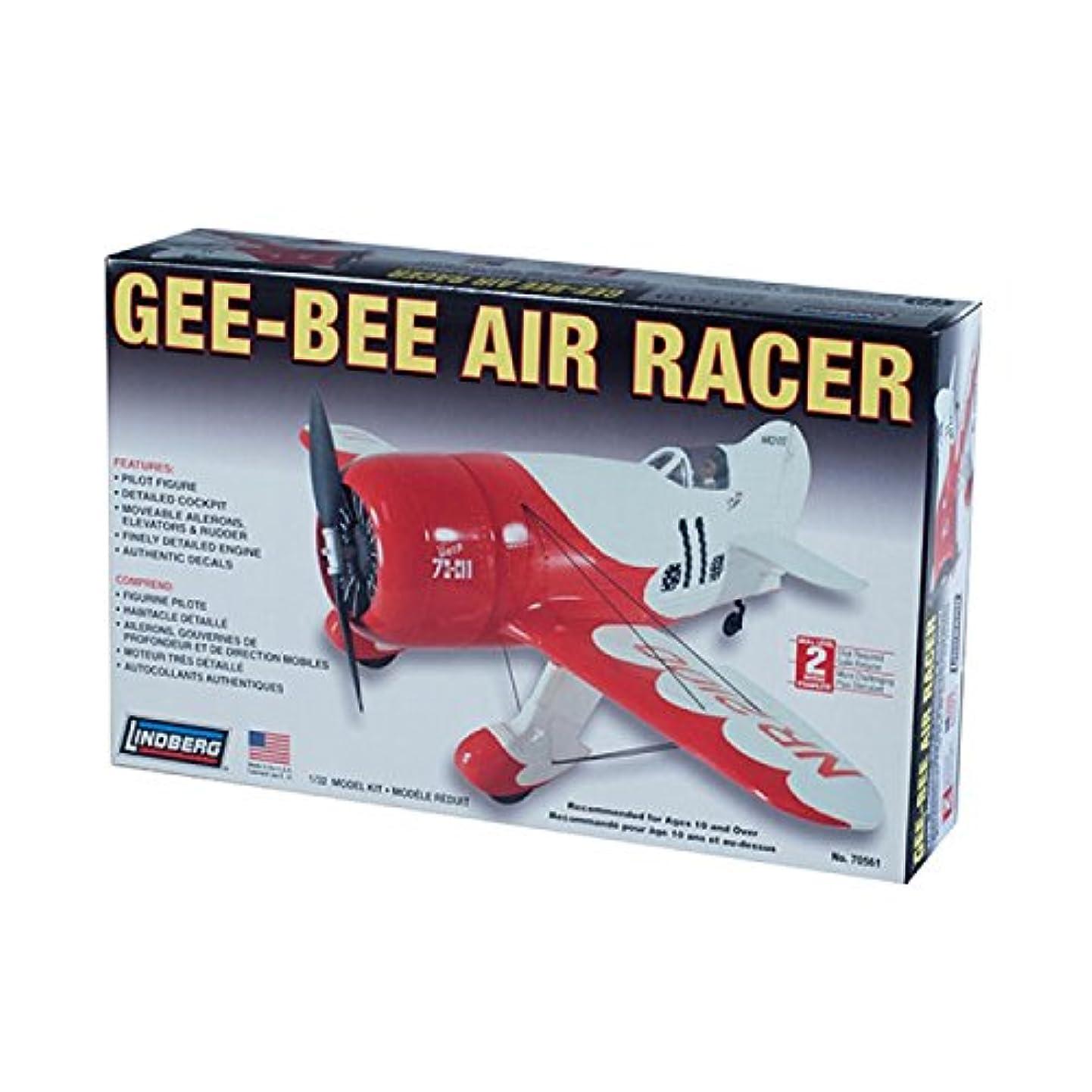Lindberg 70561 1/32 Gee-Bee Air Racer LNDS0561 majnigiamep3