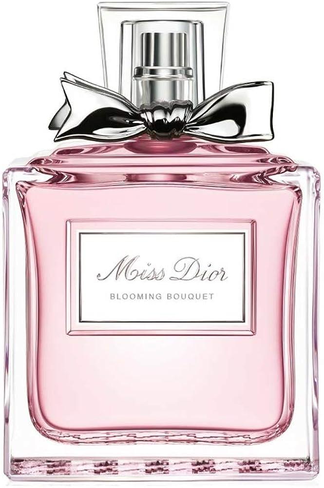 Dior miss dior blooming bouquet, eau de toilette,profumo per donna 150 ml 3348901283984