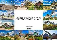 Ahrenshoop Impressionen (Tischkalender 2022 DIN A5 quer): Zwoelf eindrucksvoll schoene Bilder von Ahrenshoop (Monatskalender, 14 Seiten )