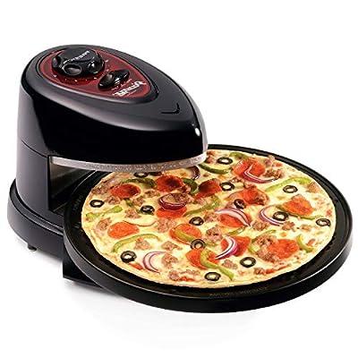 OKSLO 03430 pizzazzв plus rotating pizza oven Model (15412-21309-14939-16944)