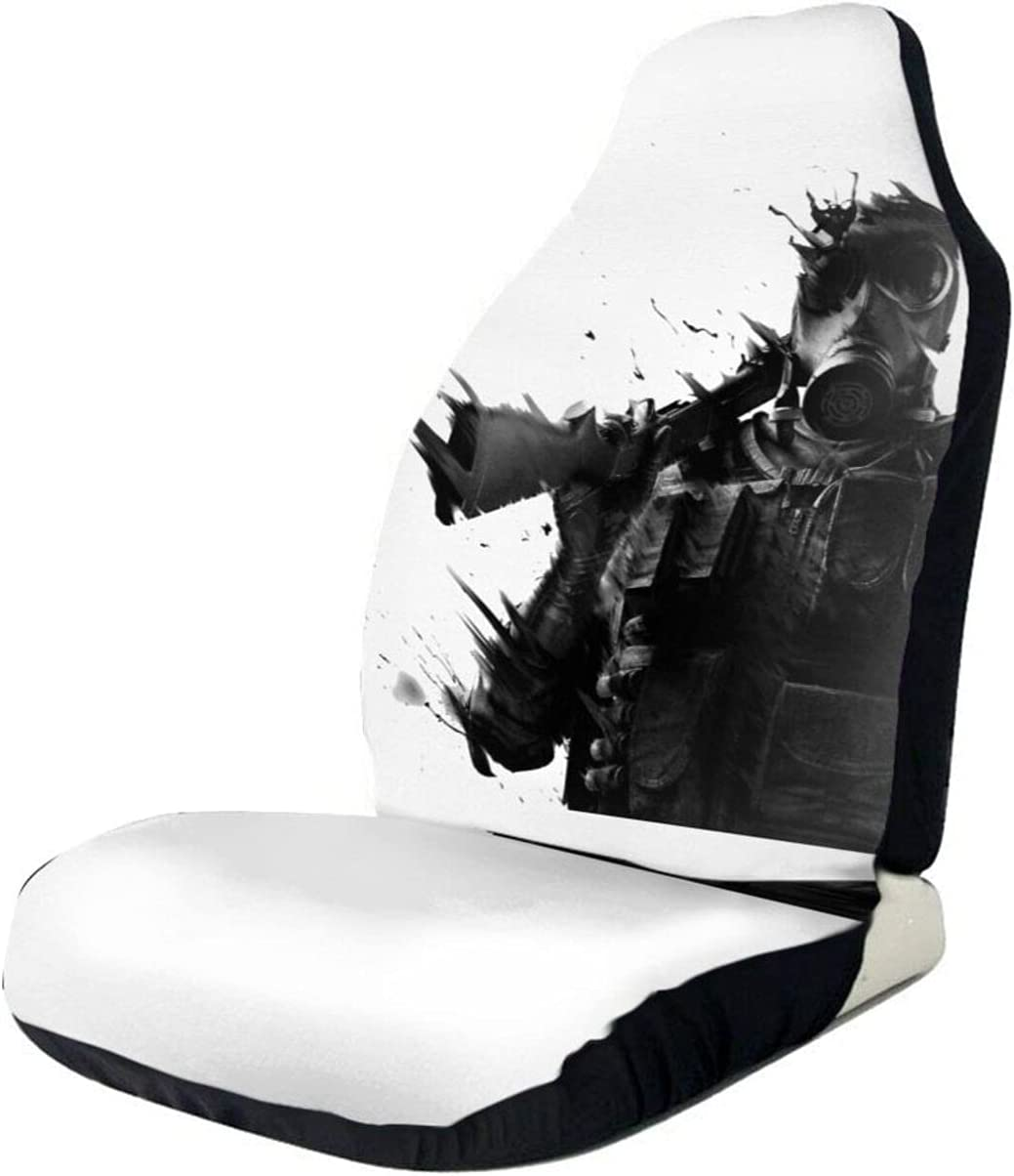 Rainbow Six Siege Easy to Install mart Interesting car Fashionable ca seat Cover