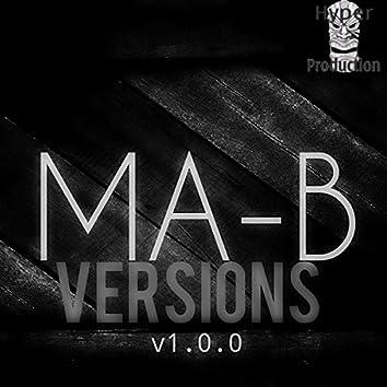 Versions EP