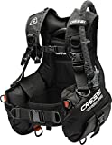 Cressi Start Pro 2.0 BCD (Black, Large)