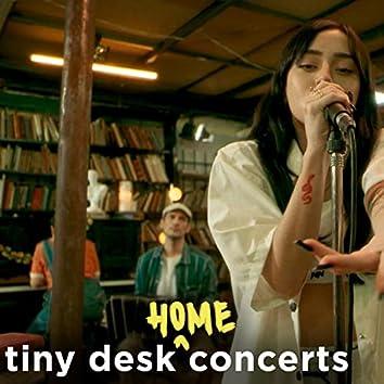 Nicki Nicole: Home Concert (Tiny Desk)