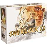 Letheia- Sherlock 13 Jeu de Societe, LET001SH, Multicolore