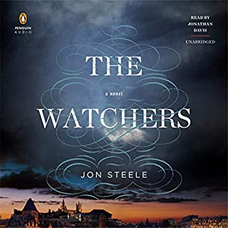 The Watchers cover art