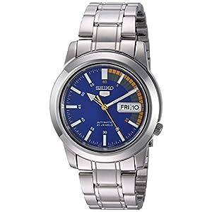 Fashion Shopping Seiko Men's SNKK27 Seiko 5 Stainless Steel Automatic Watch