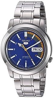 "Seiko Men's SNKK27""Seiko 5"" Stainless Steel Automatic Watch (B004MAZN3I) | Amazon price tracker / tracking, Amazon price history charts, Amazon price watches, Amazon price drop alerts"