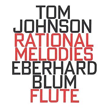 Tom Johnson: Rational Melodies (1982)