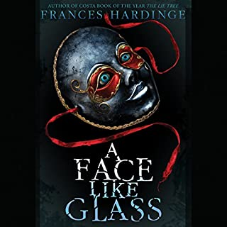 A Face Like Glass cover art