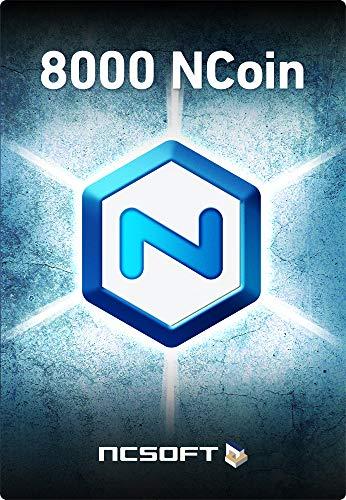 NCsoft NCoin 8.000 [PC Code]
