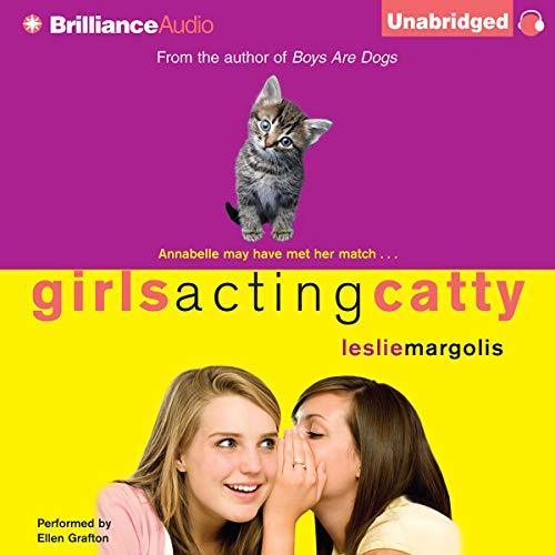 Girls Acting Catty Titelbild