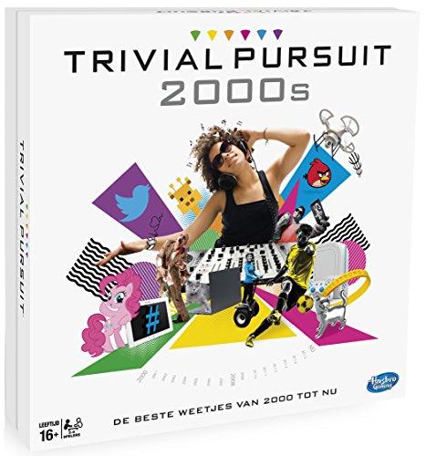 Hasbro b7388104Trivial Pursuit: 2000S (in Olandese), Gioco