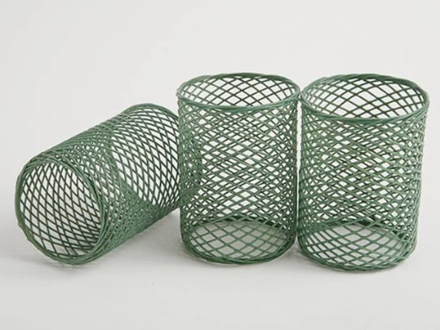 TumbleWeed Rollers - High quality copper wire hair rollers (Green Teal 2
