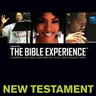 Inspired By … The Bible Experience Audio Bible - Today's New International Version, TNIV: New Testament     New Testament              By:                                                                                                                                 Inspired By Media Group                               Narrated by:                                                                                                                                 Angela Bassett,                                                                                        Cuba Gooding Jr.,                                                                                        Samuel L. Jackson,                   and others                 Length: 20 hrs and 29 mins     1,424 ratings     Overall 4.6