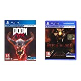 Bethesda DOOM VFR [PlayStation VR ready] PlayStation 4 & Sony Until Dawn: Rush of Blood [PlayStation VR ready] PlayStation 4