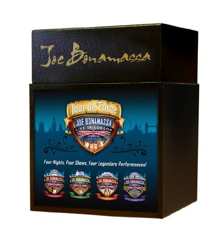 Joe Bonamassa - Tour de Force - Live in London/Amp Boxset [8 DVDs]