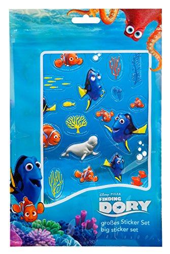 Undercover FDCW0031 - Disney Pixar Findet Dorie, Stickerset