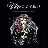 Magic Girls - Colorier, s'amuser, s'évader