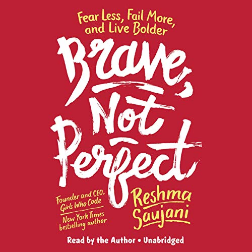 Brave, Not Perfect  By  cover art