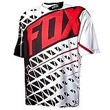 Camiseta De Bicicleta De Manga Larga Ciclismo Enduro MTB Camiseta De Descenso Camiseta De Motocross MX Ropa De Bicicleta De Montaña Fox MTB-XL