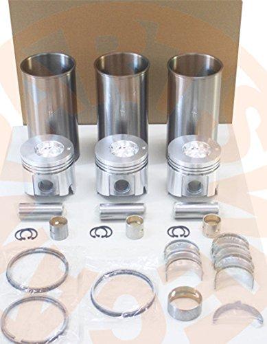 Gowe Motor Rebuilt Kit für Motor Rebuilt Kit Komatsu Yanmar 3tne88Diesel Motor Diesel Fit Bagger, Loader & Generator