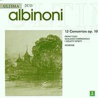 Albinoni: 12 Concertos Op 10 (1998-03-17)
