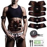 Musculation Abdominaux, Electrostimulateur Musculaire EMS Ceinture Abdominale Electrostimulation Slendertone Abdos...