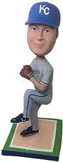 KC Royals Fans Regalo del fidanzato Figurine di argilla personalizzate basate sulle foto dei clienti Regalo di baseball KC...