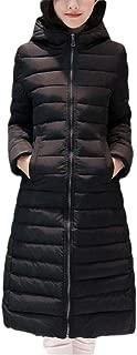 Womens Winter Down Coat Puffer Jacket Hooded Outdoor Outerwear