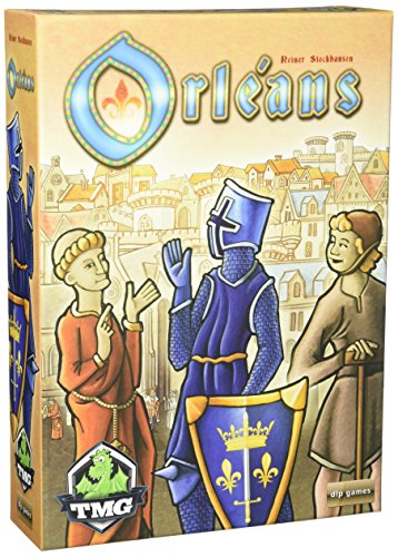 TMG Orléans - Board Game - English