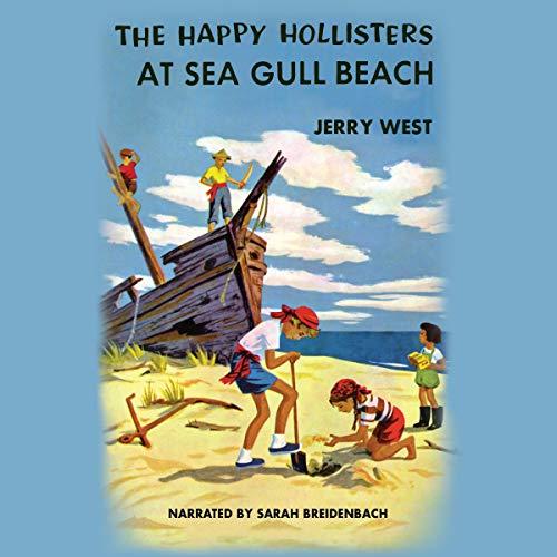 The Happy Hollisters at Sea Gull Beach Titelbild