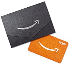 Gift Card is affixed inside a mini envelope Gift Envelope opens up flat to display the gift card in the center Gift Card has no fees and no expiration date No returns and no refunds on Gift Cards Gift Card is redeemable towards millions of items stor...