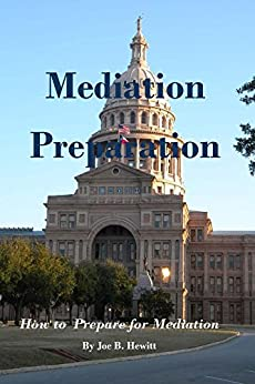 Book cover image for Mediation Preparation