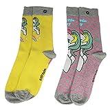 My little Pony Y1H412 Damen-Socken (Größe 37-40), 2 Stück
