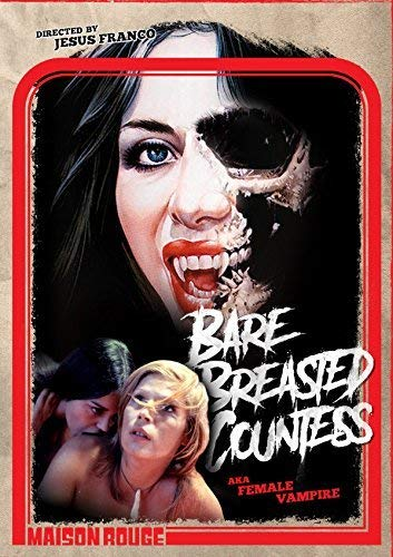 Bare Breasted Countess [DVD] UK-Import, Sprache-Englisch