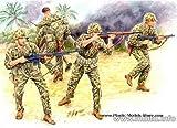 Bloody Atoll US Marine Corps Infantry, Tarawa, November 1943 1/35 Master Box 3543