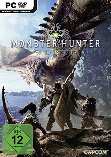 Monster Hunter World Pc Dvd