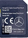 Tarjeta SD Mercedes Garmin Map Pilot Europe 2018-2019 - STAR2 - A2139061307