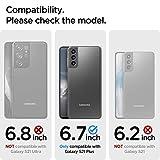 Spigen Neo Hybrid Hülle Kompatibel mit Samsung Galaxy S21 Plus -Gunmetal - 2