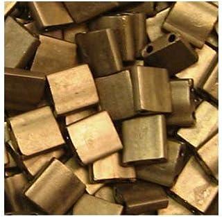 Miyuki Tila Beads TL2006 Matte Gold Qty 50 grams B00AV5F0HC  Ideales Geschenk für alle Gelegenheiten