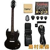 Epiphone Edición limitada SG Special-I Guitarra Eléctrica Ébano