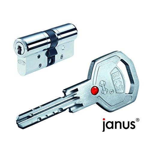 BKS Janus 45 Profilzylinder Doppelzylinder A31/I31 mm