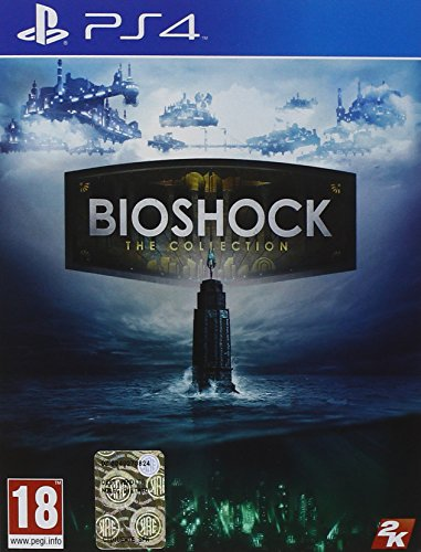 Bioshock The Collection - PlayStation 4