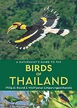 bird guide of thailand