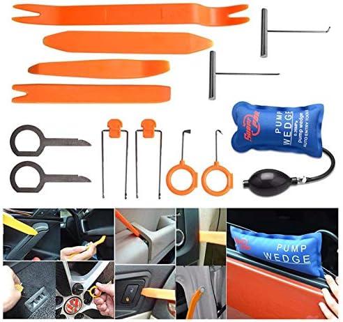 Super PDR Pump Wedge Tools Lock Pick Set Open Car Door Lock Opening Tools Car Radio Panel Removal product image