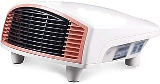 Minmin Calentador, Calentador eléctrico del hogar, baño Calefactor Resistente al Agua, Blanco HP20088 Calor rápida Interior (Color : White)