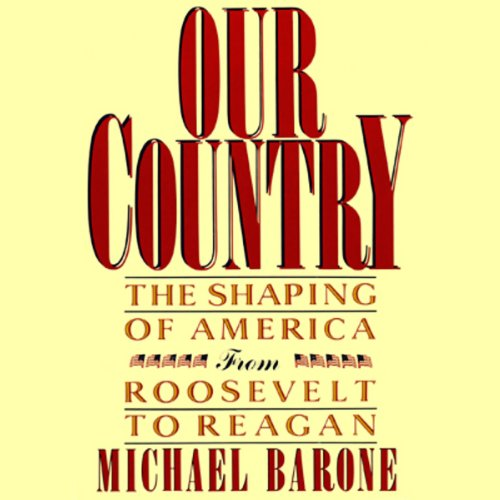 Our Country audiobook cover art