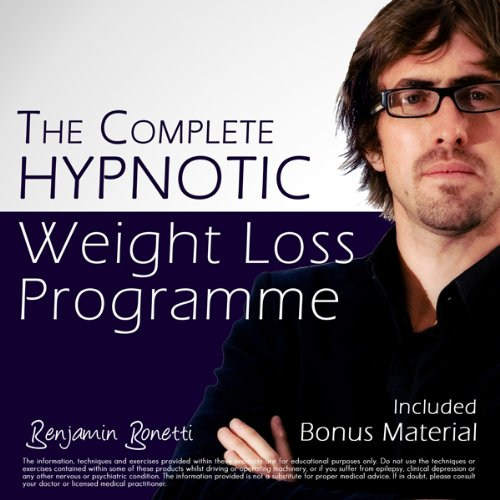 Couverture de The Complete Hypnotic Weight-Loss Programme