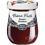 Menz&Gasser Confettura Extra di Prugne Prima Frutta - Confettura con Frutta di Alta Qualità, 1 Vaso x 340 g